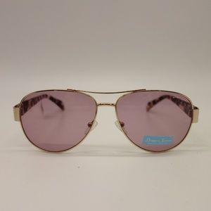 NEW DRAPER JAMES Daisy Tortoise Shell Sunglasses